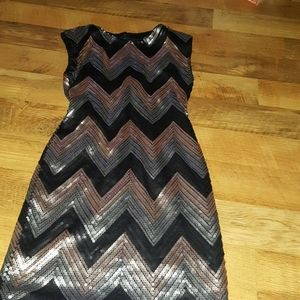Lily Star. Size S Sequim  Dress NWT